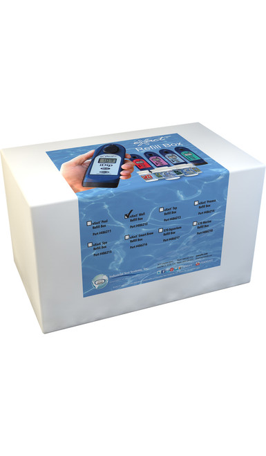 eXact® Well Water Reagent Refill Box