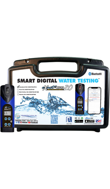 eXact® Micro 20 with Bluetooth® Starter Kit