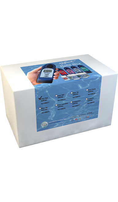 eXact® Pool Water Reagent Refill Box