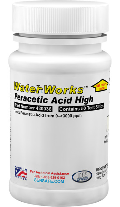 WaterWorks™ Peracetic Acid High