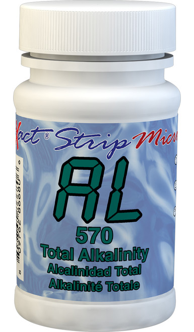 eXact Strip Micro Total Alkalinity 570 bottle