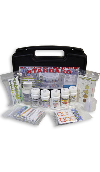 ITS Well Driller Standard kit and contents