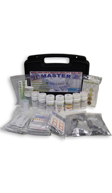ITS Well Driller's Test kit - Master