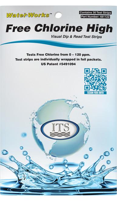 WaterWorks Free Chlorine High packet