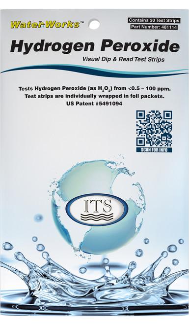 WaterWorks Hydrogen Peroxide packet