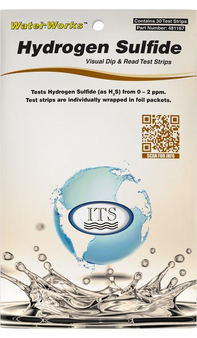 WaterWorks Hydrogen Sulfide packet