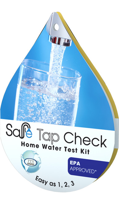 Safe Tap Check Home Water Test Kit