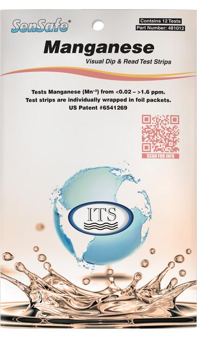 SenSafe Manganese Foil Packet