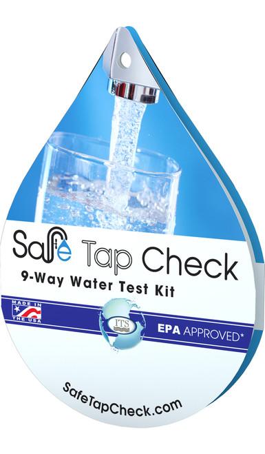 Safe Tap Check 9-Way Water Test Kit