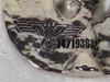 Indiana Jones, German RA Headpiece, Silver, Jungle Easel and Acrylic Display Plaque