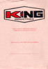 007 James Bond, The World Is Not Enough, King Industry Folder Real Prop