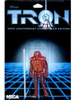 Neca Tron 20th Anniversary Warrior Action Figure Includes Glow in Dark Battle Staff Numbered Limited Edition