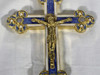 Indiana Jones, Cross of Coronado, Solid Metal, Gold, Limited Edition