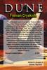 Dune, TV Mini-Series, Fremen Crysknife, Prop Replica, Limited Edition