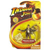 Indiana Jones With Gun and Idol Action Figure, New