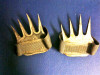 Ice Pirates Prop Hand Claw Set