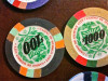 007 James Bond Licence To Kill Clay Gambling Chip