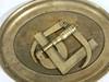 National Treasure Metal Masonic Prop