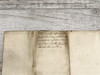King George III Signed Letter 1807, Fully Authenticated