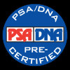 Barbara Heller Signed Check PSA/DNA Authenticated With Acrylic Display Frame