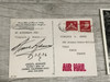 Ansel Adams Signed Post Cards and Prints, PSA/DNA Authenticated