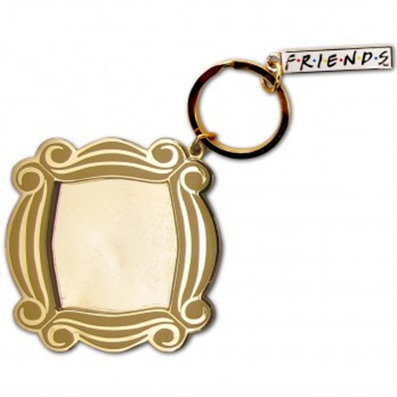 Friends Frame Keychain, Must Have Item, Very Detailed - Reel Art