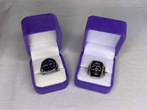 The Phantom, Rings Of Good and Evil, Real Prop Replicas, Metal, Signed, Numbered, Limited Edition