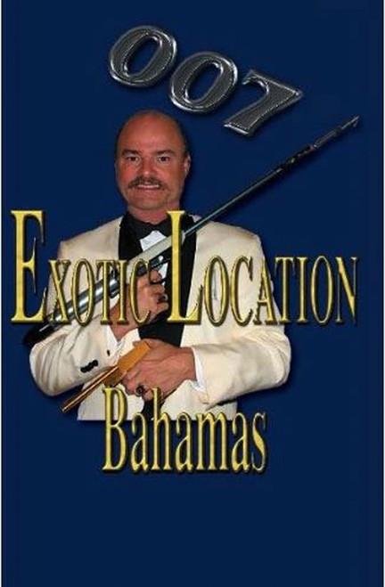 007 Exotic Location; Bahamas Paperback Book, New