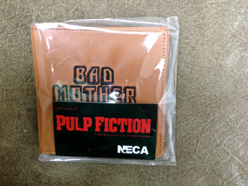 Pulp Fiction, Bad Mother F_cker Wallet, Must Have Item, Very Cool, New