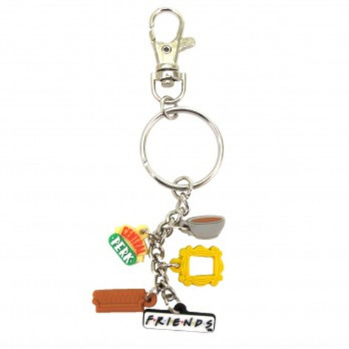 Friends Charm Keychain , Very Cool Item