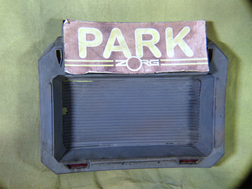 Fifth Element, Single Miniature Garage Prop, Type A, From film, Very Neat and Rare Item