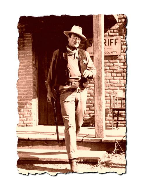 John Wayne; Last Will & Testament