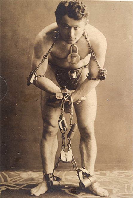 Hary Houdini Last Will & Death Certificate, PDF Download