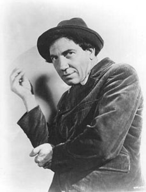 Chico Marx's Last Will & Death Certificate Downloadable PDF