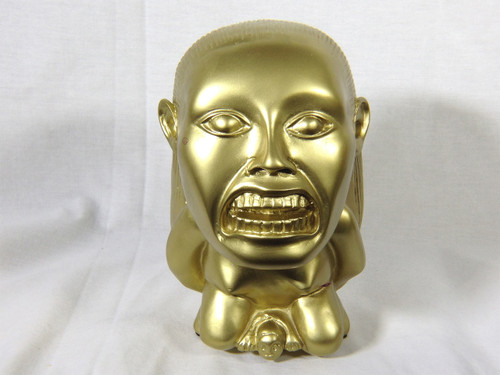 Raiders of the Lost Ark, Golden Idol of Fertility Statue, Classic Version, Solid Resin, Limited Edition