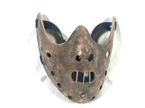 Hannibal Lecter Mask, Silence of the Lambs, Durable Resin, Limited Edition