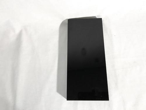 2001: A Space Odyssey, Black Alien Monolith/ Obelisk, Solid Black Acrylic
