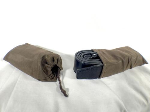 Arnoldus Premium Italian Florentine Leather Belt
