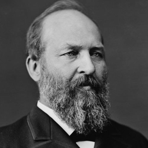 Historical President James Garfield Assassination Letters