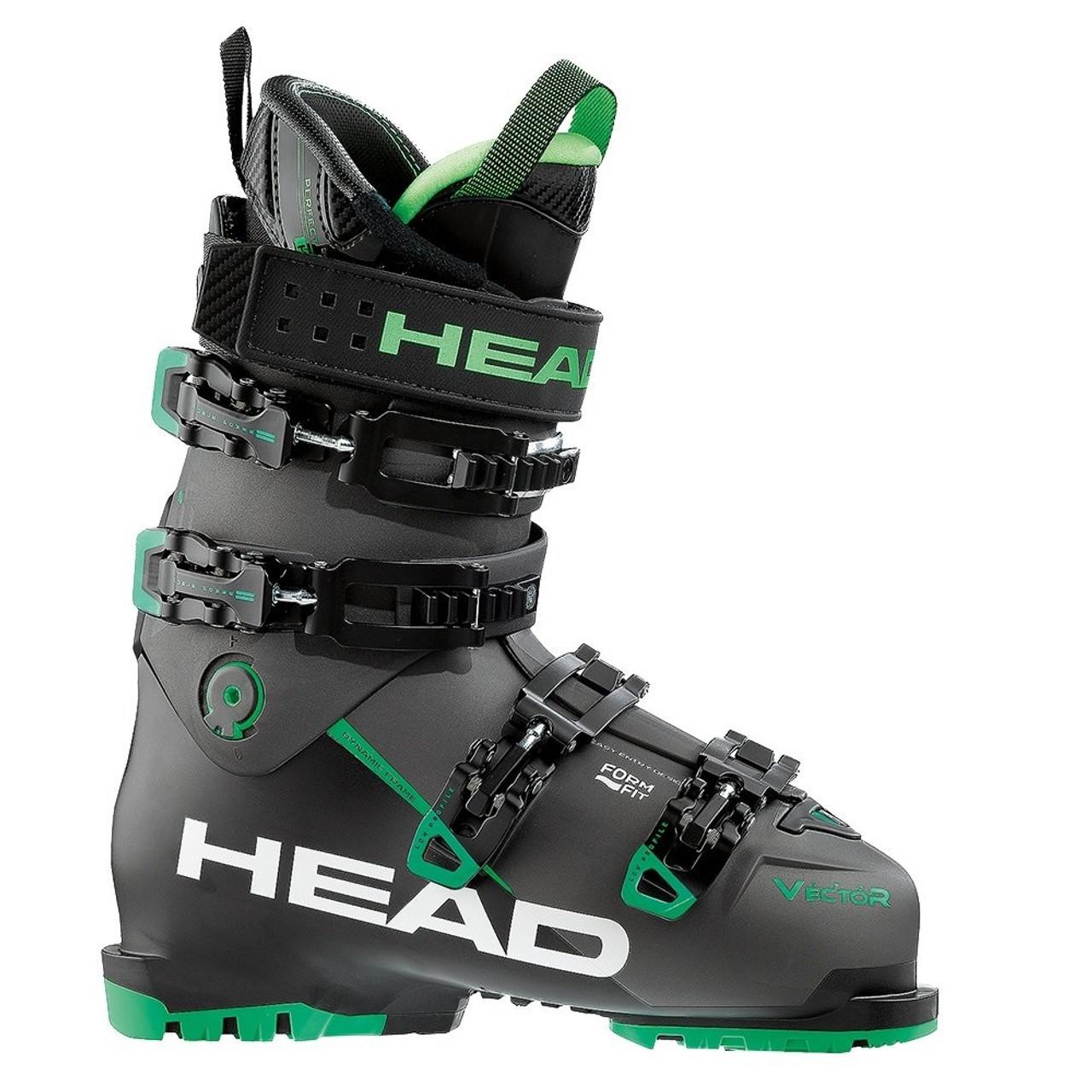 03843609a6 Head Vector Evo 120 Anthracite Mens Ski Boots