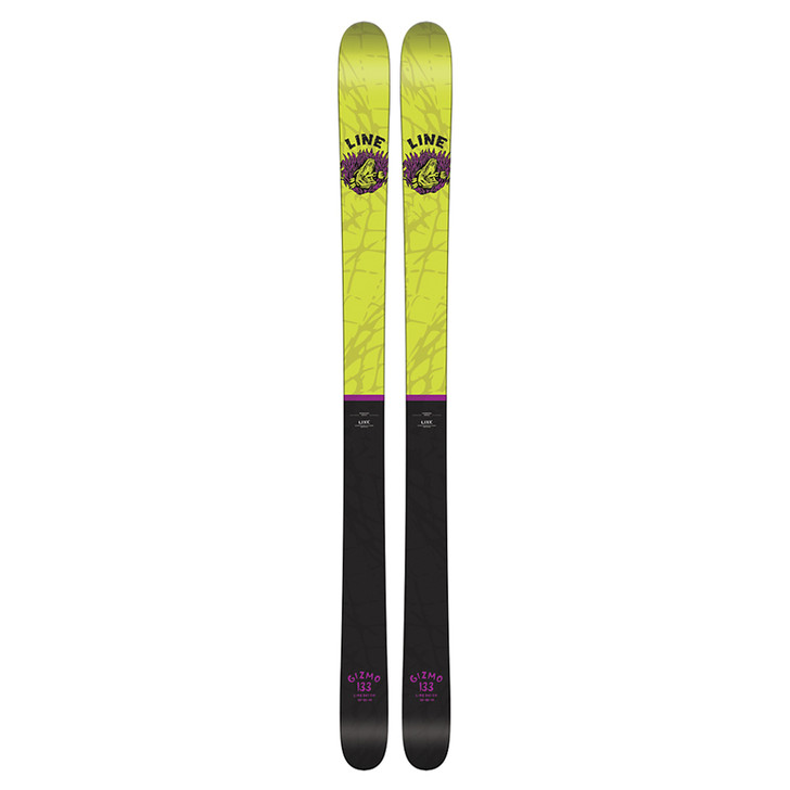 2017 Line Gizmo Junior Skis Only