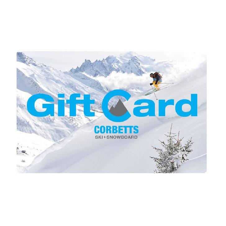 Corbetts Gift Card