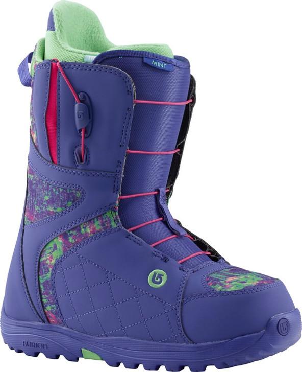 2015 Burton Mint Purple Paint Womens Snowboard Boots