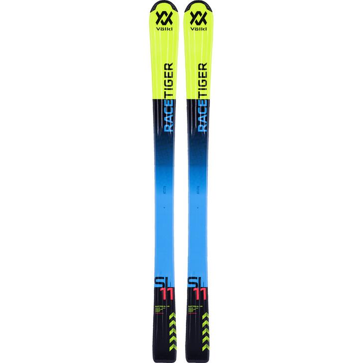 2018 Volkl Racetiger Yellow JR Skis