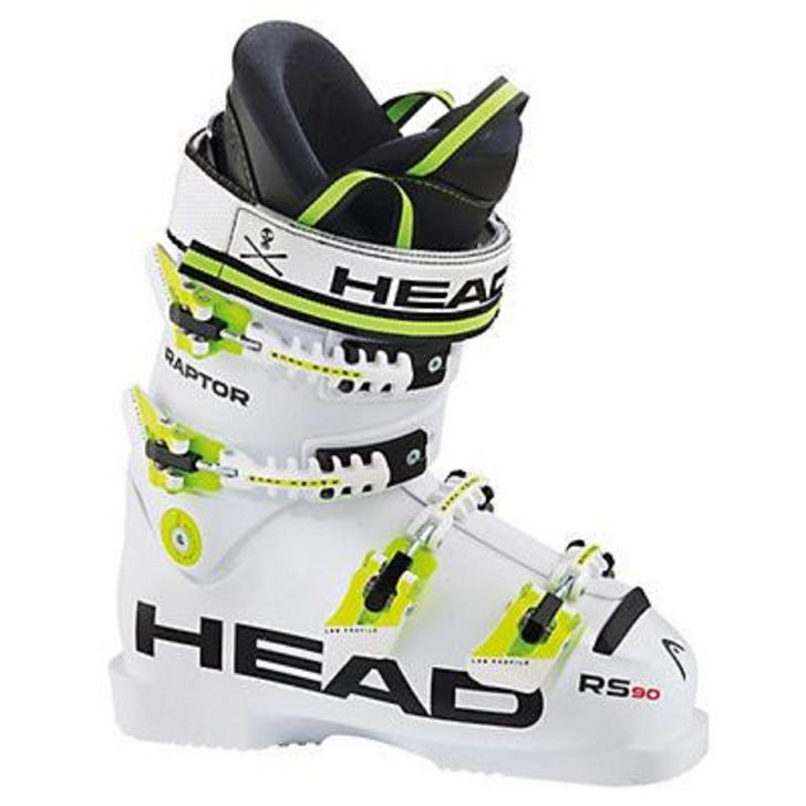 2017 Head Raptor 90 RS White Junior Ski Boots