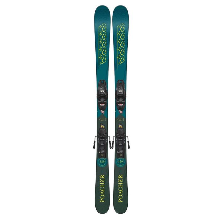2019 K2 Poacher JR Skis