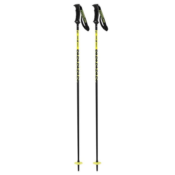K2 Power Composite Adult Yellow Ski Poles