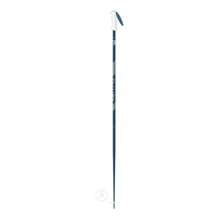 2020 Kerma Elite Light Blue Womens Ski Poles