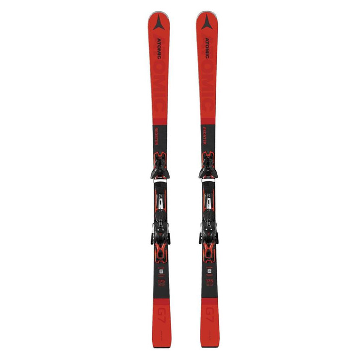 2020 Atomic Redster G7 Skis w/ FT 12 GW Bindings
