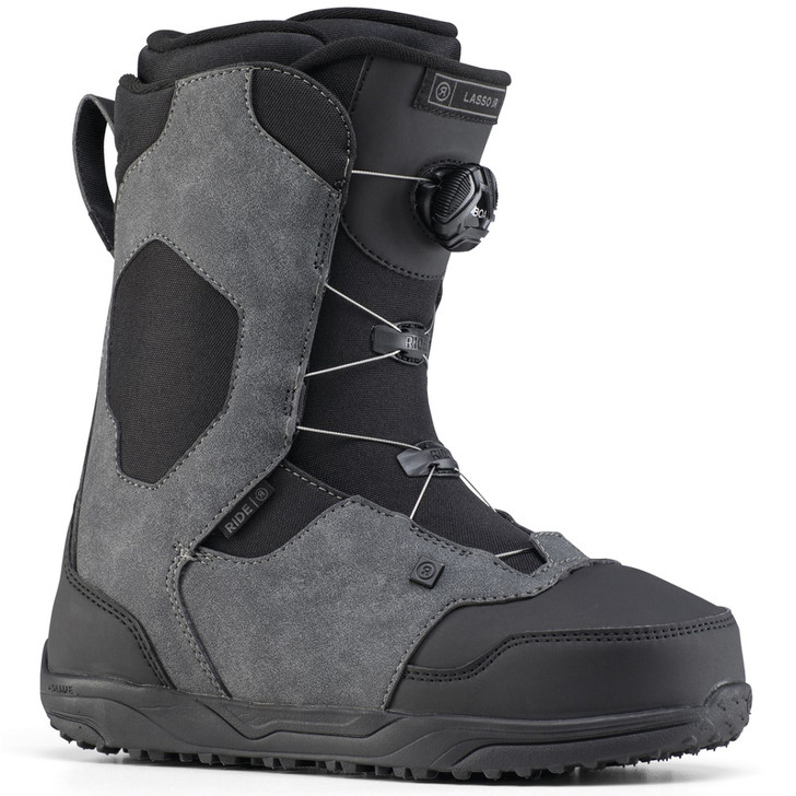 2020 Ride Lasso JR Black Snowboard Boots